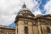 The Pantheon building in Paris — Stock Photo