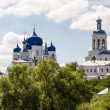 Orthodoxy monastery in Bogolyubovo — Stock Photo #14158808