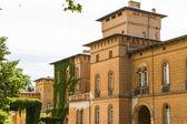 Una chiesa a potsdam germania sulla lista del patrimonio mondiale dell'unesco — Foto Stock