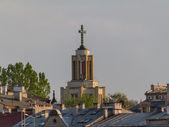 Edificio storico di cracovia. polonia — Foto Stock