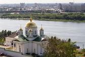 Annunciation Monastery in Nizhny Novgorod, Russia — Stock Photo