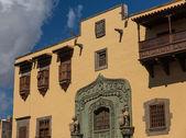 Columbus House(Casa de Colon), Las Palmas, Canary Islands, Spain — Stockfoto