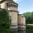A church in Potsdam Germany on UNESCO World Heritage list -  