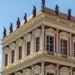Potsdam city old buildings - Stock Photo
