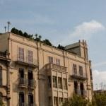 The mainstreet in Palma de Mallorca — Stock Photo #15477547