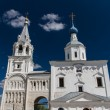 Orthodoxy monastery in Bogolyubovo — ストック写真