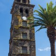 Stock Photo: Bell Tower of Igleside LConcepcion