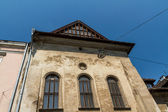 Krakow - a unique architecture in the old Jewish district of Kazimierz — Stockfoto