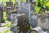 The Remuh Cemetery in Krakow — Stock Photo