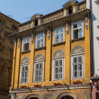 Beautiful facade of old town house in Krakow, Poland — Stock Photo #15487273