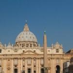 Basilica di San Pietro, Vatican, Rome, Italy — Stock Photo #15483453