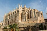 Купол из Пальма-де-Майорка, Испания — Стоковое фото