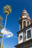 Cathedral of La Laguna, Canary Island Tenerife, Spain — Stock Photo