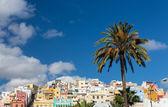 The City of Las Palmas de Gran Canaria, Spain — Stock Photo