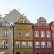 Castle Square in Warsaw, Poland — Stock Photo #15494987