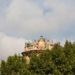 The mainstreet in Palma de Mallorca, Mallorca, Balearic islands, — Stock Photo #15495171