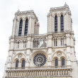 Notre Dame (Paris) - Stock Photo
