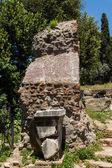 римские руины в риме, форуме — Стоковое фото