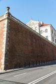 Müze frederick chopin. varşova barok saray — Stok fotoğraf