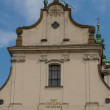 Cathedral in old town of Cracow — Stock Photo #15500461