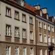 City center of Warsaw, Poland — Stock Photo #15501369