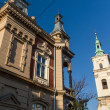 Old Church of Sts. Floriin Krakow. Poland — Stock Photo #15505479