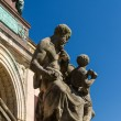 Alte Nationalgalerie on Museumsinsel in Berlin, Germany — Stock Photo