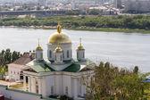 Monastère de l'annonciation à nizhny novgorod, russie — Photo