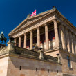 Alte Nationalgalerie on Museumsinsel in Berlin, Germany — Stock Photo #15514705