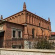 Royalty-Free Stock Photo: Old Synagogue in historic Jewish Kazimierz district of Cracow