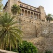 Almudaina of Palma de Mallorca in Majorca Balearic island — Stock Photo