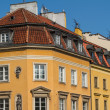 City center of Warsaw, Poland — Stock Photo #15516991