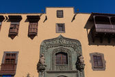 Columbus House(Casa de Colon), Las Palmas, Canary Islands, Spain — Stok fotoğraf