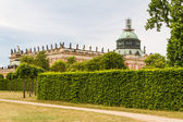 The New Palace in Potsdam Germany on UNESCO World Heritage list — Stock Photo