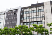 Düsseldorfs kontor — Stockfoto