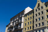 Row of Buildings in Berlin, Germany — Stock Photo