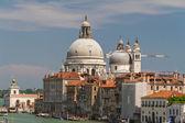 The Basilica Santa Maria della Salute in Venice — Stock Photo
