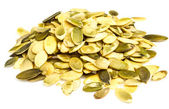 Pumpkin seeds — Stockfoto