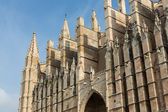 Dome of Palma de Mallorca — Stock Photo