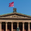 Alte Nationalgalerie on Museumsinsel in Berlin, Germany — Stock Photo #15560037