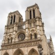 Stock Photo: Notre Dame (Paris)