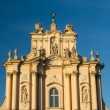 Church of St. Joseph of the Visitationists, Warsaw, Poland - Stock Photo