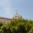 Royal Palace at Madrid Spain — Stock fotografie
