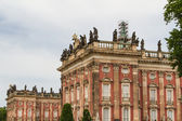 The New Palace of Sanssouci royal park in Potsdam, Germany — Stock Photo