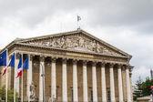Assemblee Nationale (Palais Bourbon) — Stock Photo