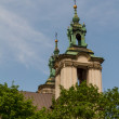 cathedral in old town of cracow — Stock Photo #15570099
