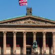 Alte Nationalgalerie on Museumsinsel in Berlin, Germany — Stock Photo #15570873