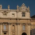 Basilica di San Pietro, Vatican, Rome, Italy — Stock Photo #15571849