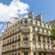 Beautiful Parisian streets view paris,france Europe — Stock Photo