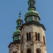 Romanesque church of St Andrew tower in Krakow — Zdjęcie stockowe